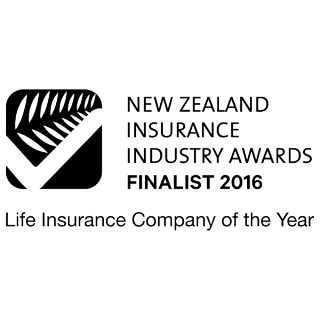 NZ Insurance Industry Awards - Finalist, 2016 - Life Insurance Company of the Year
