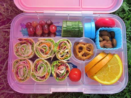 5 out-of-the-box ideas from the Lunchbox Queen
